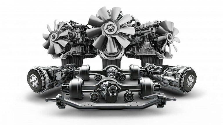 Контрактные автозапчасти: почему купить двигатель МАН (Вольво и др.) из Европы выгодно?