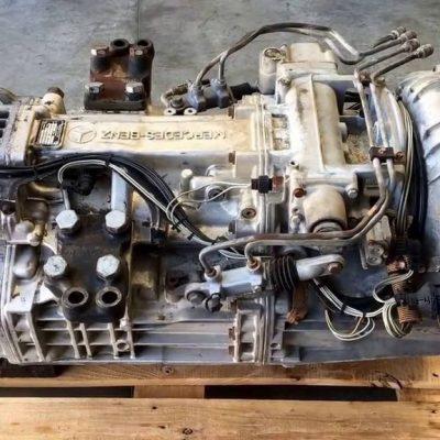 Кпп Mercedes Actros G211-16