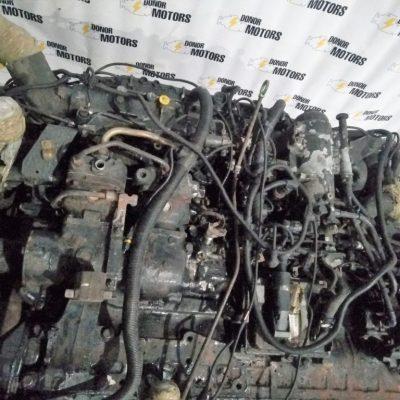Двигатель MAN TGA D2066LF03 350 лс