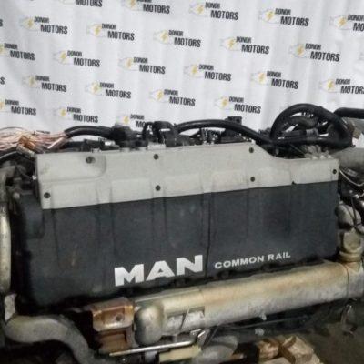 Двигатель D2066LF31 440 лс MAN TGA
