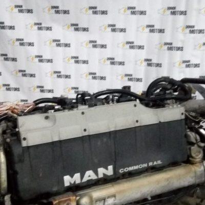 Двигатель MAN TGA 37.390, 37.400 D 2066 LF 12 / D2066LF12