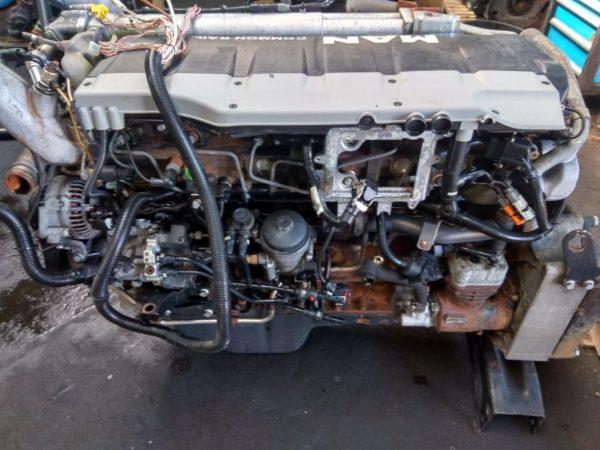 Двигатель MAN D2066LF28 (ЕВРО5/320Л.С)