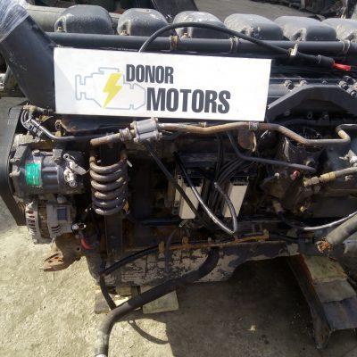 Двигатель DC11 для Scania