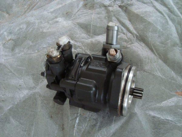Насос топливный ТНВД DAF MX340