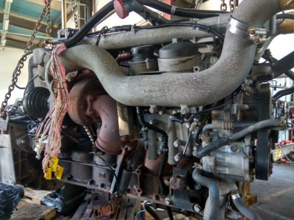 Двигатель MAN TGA D20 D2066LF07