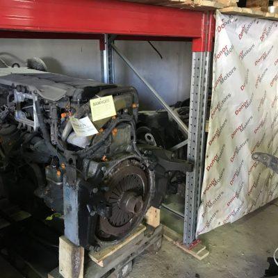 Двигатель D2066LF26 EURO5 MAN TGA