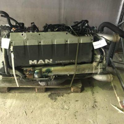 Двигатель D2066LF36 440 л.с. MAN TGS