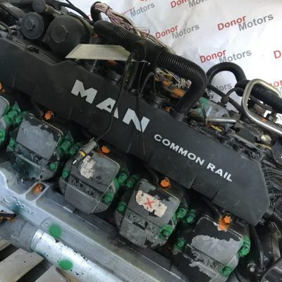 Двигатель D2876LF12 480 лс MAN TGA