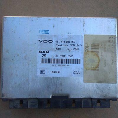 Блок FFR 81.25805.7022 ман