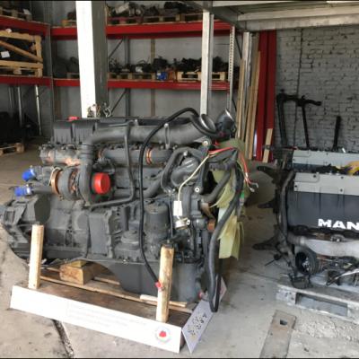 Двигатель DAF MX340U4 для тягача DAF 105