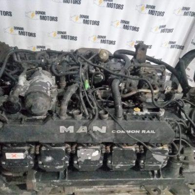 Двигатель MAN TGA 26.413 FPLS — D 2876LF04