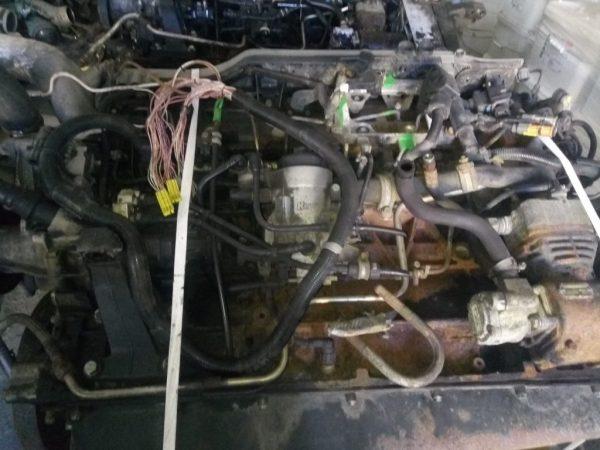 Двигатель MAN TGA D2066 LF32