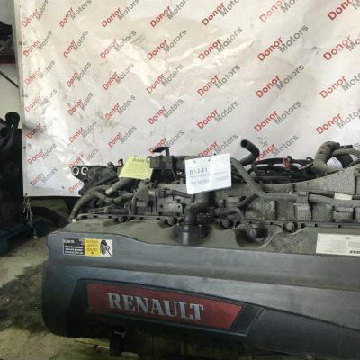DXI11 Двигатель Renault Premium комплектный
