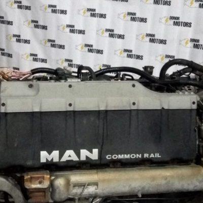 Двигатель MAN D267613 540 для грузовика MAN TGA, TGS, TGX