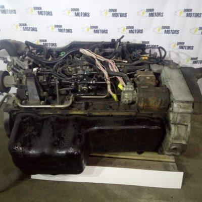 Двигатель MAN TGA D2066LF02