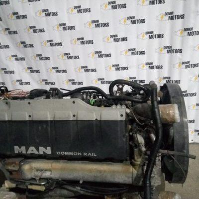 Двигатель MAN TGA — D2066LF37 — ЕВРО 4
