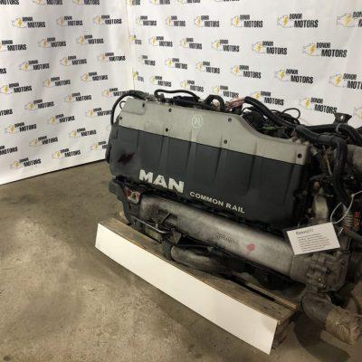 Двигатель Ман ТГА D2066LF01