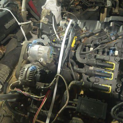 Двигатель MX300 U1 (A070918) на ДАФ CF85
