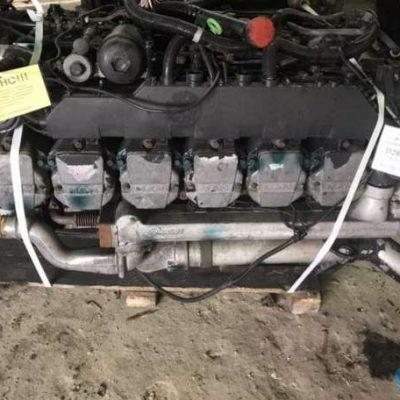 Двигатель D2876 LF07 ЕВРО 2 для МАН ТГА