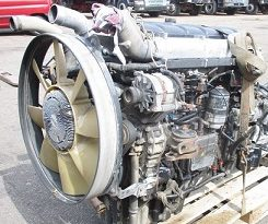 Двигатель DCI 420 Renault Premium