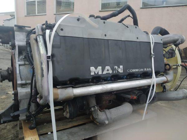 Двигатель D2066 LF60 для MAN /TGS/TGX (5052638046264)
