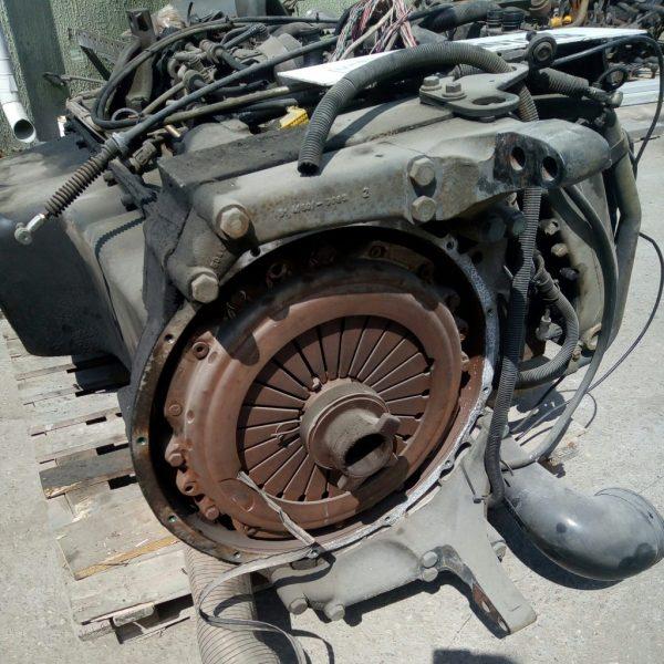Фото d2066lf37 440лс двигатель man tga