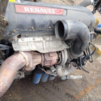 Контрактный двигатель Renault Premium DXI 11 450
