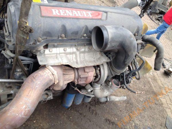 Фото контрактный двигатель renault premium dxi 11 450