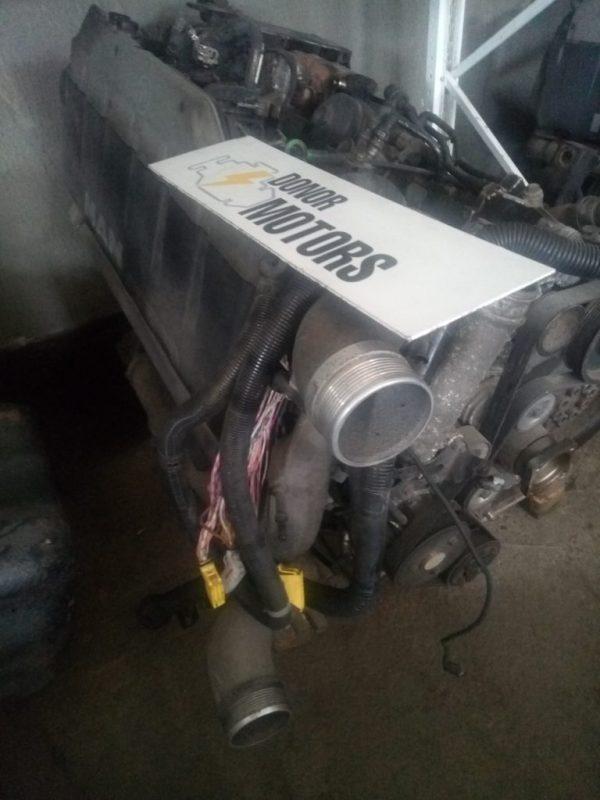 Фото d2676lf13 540лс двигатель man tgatgstgx