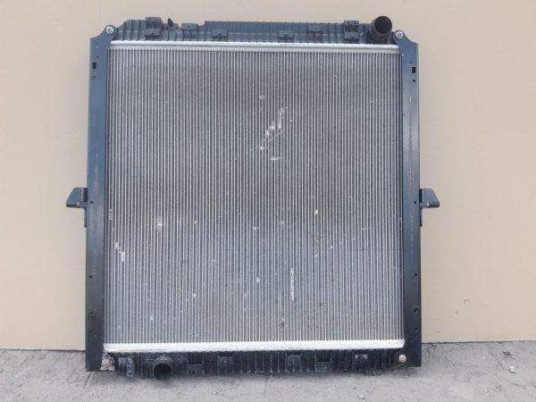 Фото радиатор охлаждения двигателя mercedes-benz actros