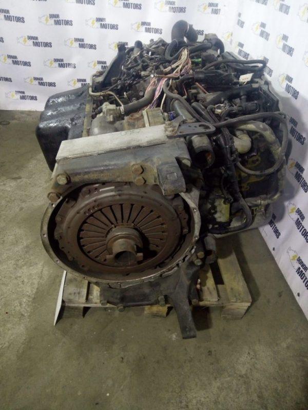 Фото d2066lf04 310лс двигатель man tga tgx