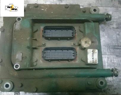Фото блок управления двигателем volvo fh d12d