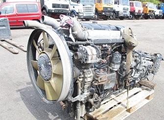 Двигатель DCI 420 Рено Премиум (Renault Premium)