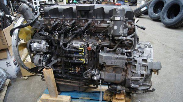 Фото двигатель daf mx340s2