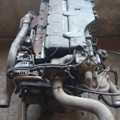 Двигатель (двс) Man TGL 2007 D 0834 LFL53