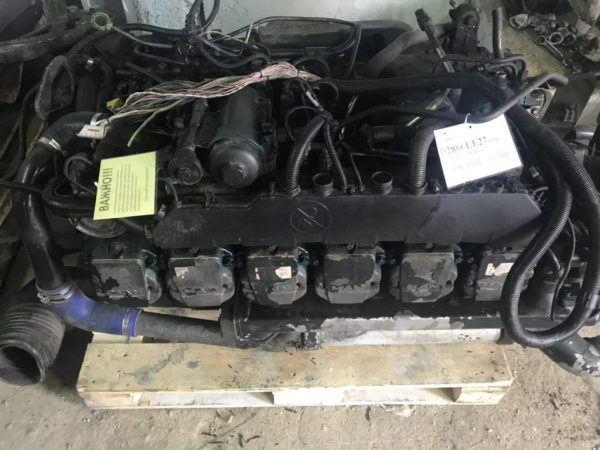 Фото мотор контрактный для man tga