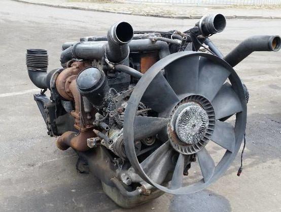 Двигатель D2866LF32 для MAN /TGA 5359704073B2E1