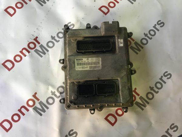 Фото блок управления двигателем edc man