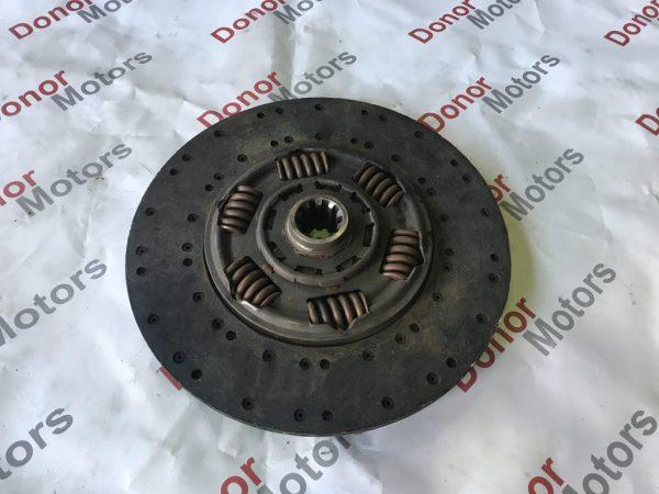 Фото диск сцепления man d2066
