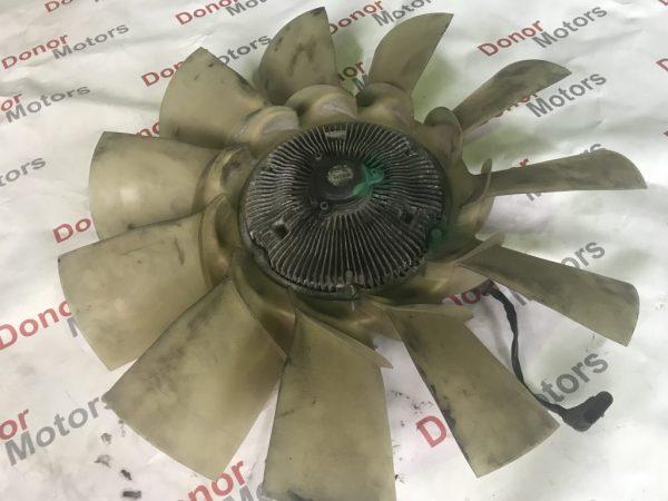 Фото вискомуфта вентилятора daf