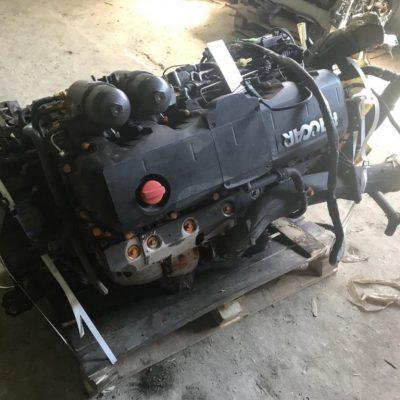 Двигатель MX340 U1 460 лс ДВС DAF