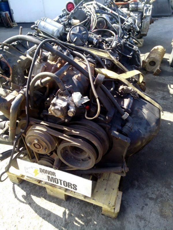 Фото двигатель d2865lf21 для man f90