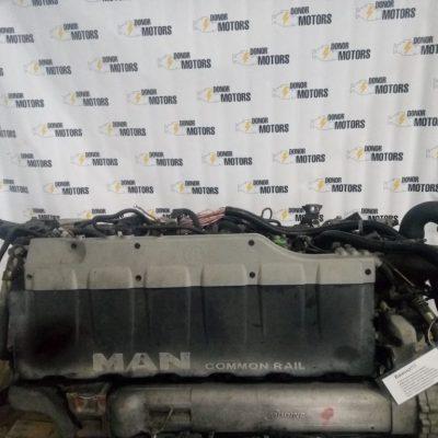 Двигатель D2066LF11 430 лс MAN TGA