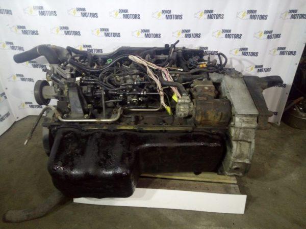 Фото двигатель man tga d2066lf02