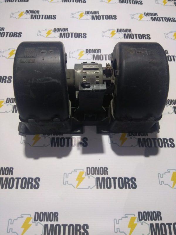 Фото мотор печки с крыльчаткой tga