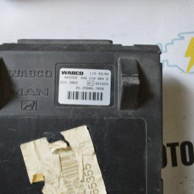 Блок управления ZBR MAN 81258067058