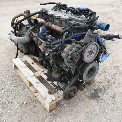Двигатель MAN TGL D0836LF02